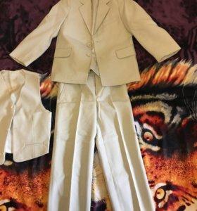 Школьный костюм тройка (1-2 класс)