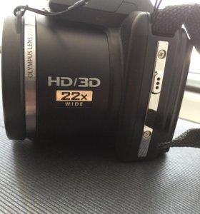 Фотоаппарат совершенно новый , с картой памяти