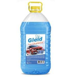 """Незамерзающая жидкость """"Gleid Nano Formula"""" -30 5L"""