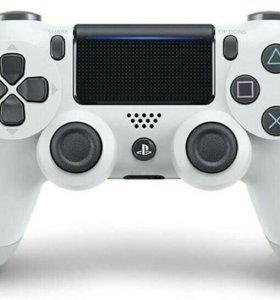 Sony Dualshock 4 Wireless Controller v2 White