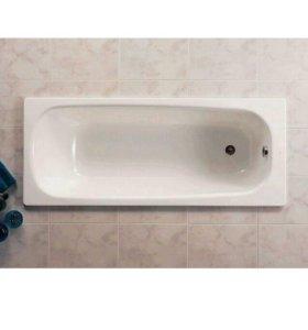 новая ванна металлическая 170