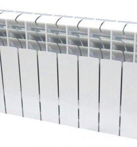 Батарея алюминиевая