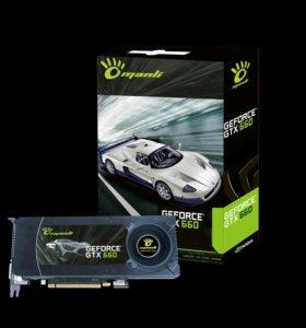Видеокарта GTX660 2GB