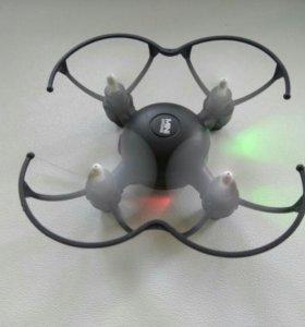 Мини дрон, квадрокоптер