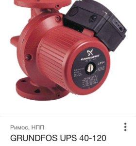 Насос Grundfos 40-120f