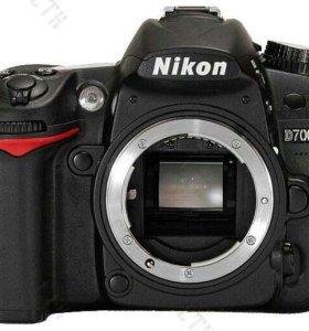 Nikon D7000 и объектив Nikon 55-200 VR