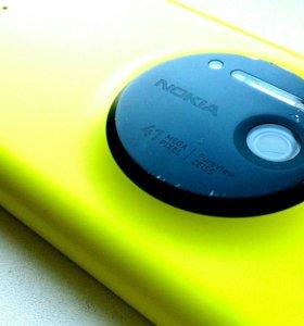 Lumia 909 41Мп