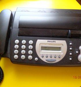 Телефон-факс Philips