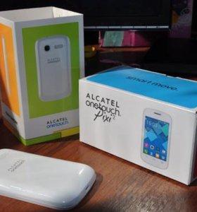 Смартфон 2 сим-карты Alcatel One Touch Pixi 2