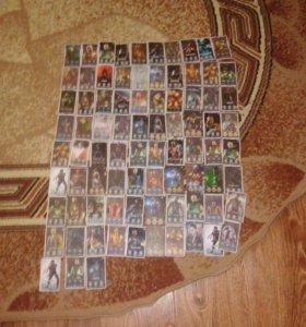 Карточки мортал комбат