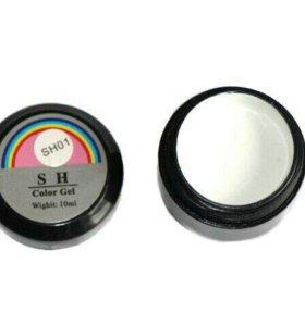 Гель краска SH 01