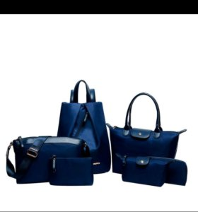 Набор женских сумок. 6 шт