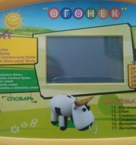 Детский развивающий ноутбук