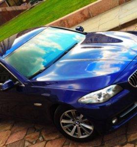 Бмв 5 f10 (BMW 5 f10) 2015г