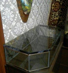 Продам аквариум 64 л