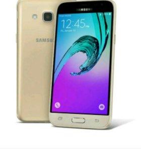 Samsung j3 (2016) золотой