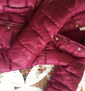 Куртка на Флиге