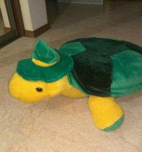 Мягкая игрушка Черепаха Тортила