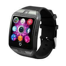 Смарт часы умные smart watch q18 black