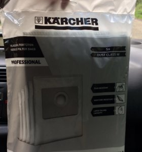 Мешок фильтр для пылесоса Кёрхер karcher