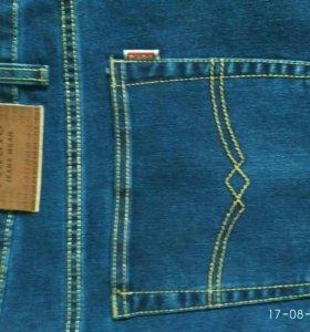 джинсы 62-64