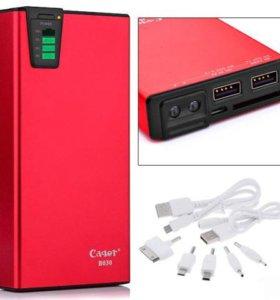 Внешний аккумулятор Power Bank B030-6 15000 мАч