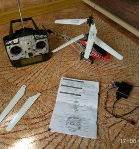 Радиоуправляемый вертолет MJX F628 F28 Shattle 4CH