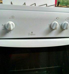 Плита газовая 2-конфорочная