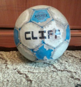 Футбольный мяч cliff