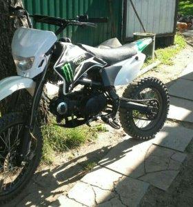 Питбайк Motorlend 125