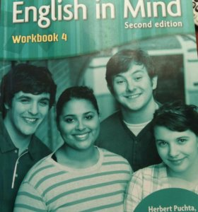 English in Mind, Workbook 4, second edition