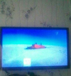 Телевизор Супра 81 см+ подарок кронштейн