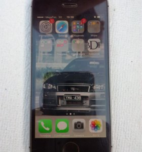 iPhone 5s 16gb, space grey