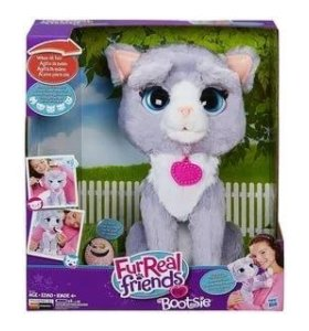 Кот Bootsie FurReal Friends Hasbro
