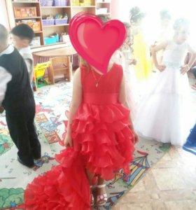 Платье детское  для принцесы