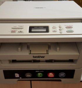 3 в 1 лазерный Brother 7055r