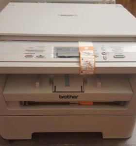 Новый лазерный принтер 3 в 1