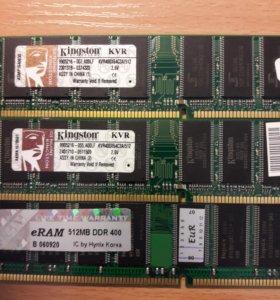 DDR 400, 512mb