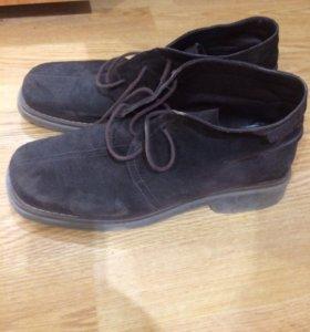 Мужские ботинкм