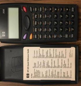 Калькулятор инженерный HP 30S
