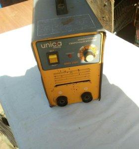 Инверторный сварочный аппарат unica welding