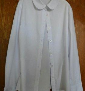 Блузка школьная на девочку