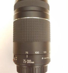 Canon EF 75-300
