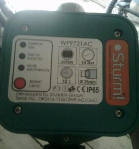 Реле давления sturm WP9721AC