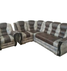 """0403 диван угловой """"Новелла"""" с креслом"""
