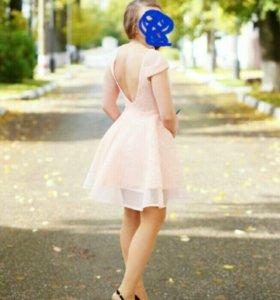 Платье коктельное женское 42-44 размер
