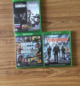 Игры на Xbox-One