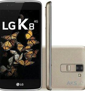 LG K8 Lte обмен на йафон 5-5s