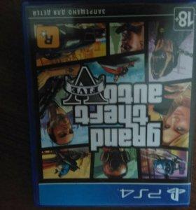 GTA5 на PS4