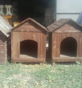 Туалеты и собачьи будки